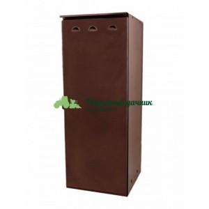 Шкаф для газового баллона на 50 литров