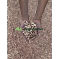 Декоративный мраморный щебень (5-20 мм), цвет коричневый