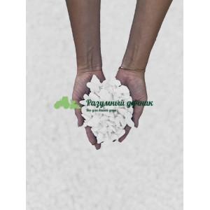 Декоративный мраморный щебень (5-20 мм), не крашеный, мытый